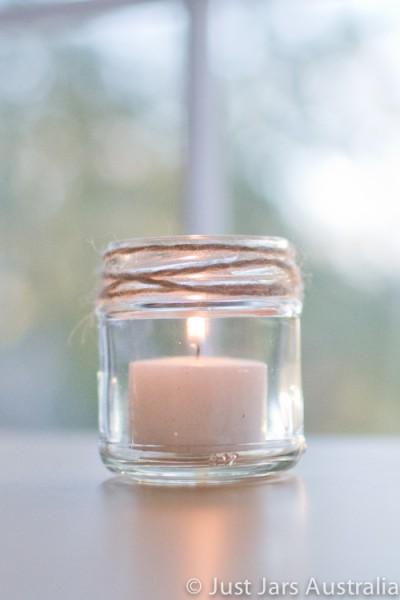 100ml round jar (no lid)