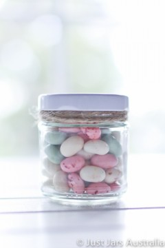 100ml round jar (with lid)