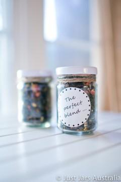 150ml round jar (with lid)