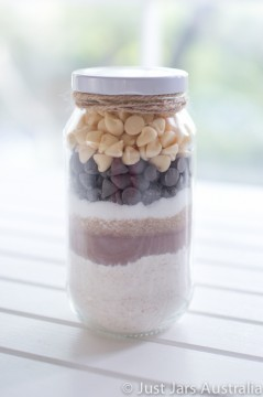500ml round jar (with lid)