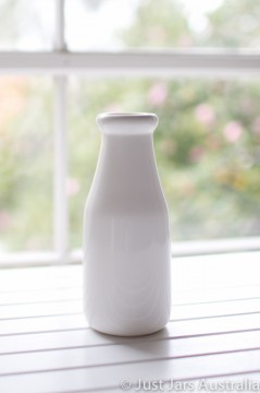 Ceramic milk bottle - 500ml