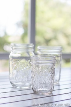 Sample pack - 3 Ball Mason jars (with lids) - You pick which ones!