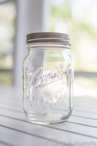 Mason jar - Classic regular mouth (pint)